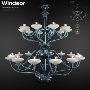3d windsor barovier toso