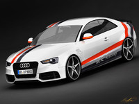 Audi A5 2012 Tunned