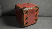 c4d metal cube