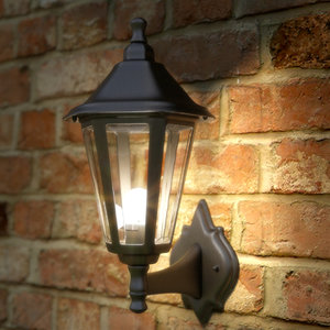 3d traditional outdoor wall light