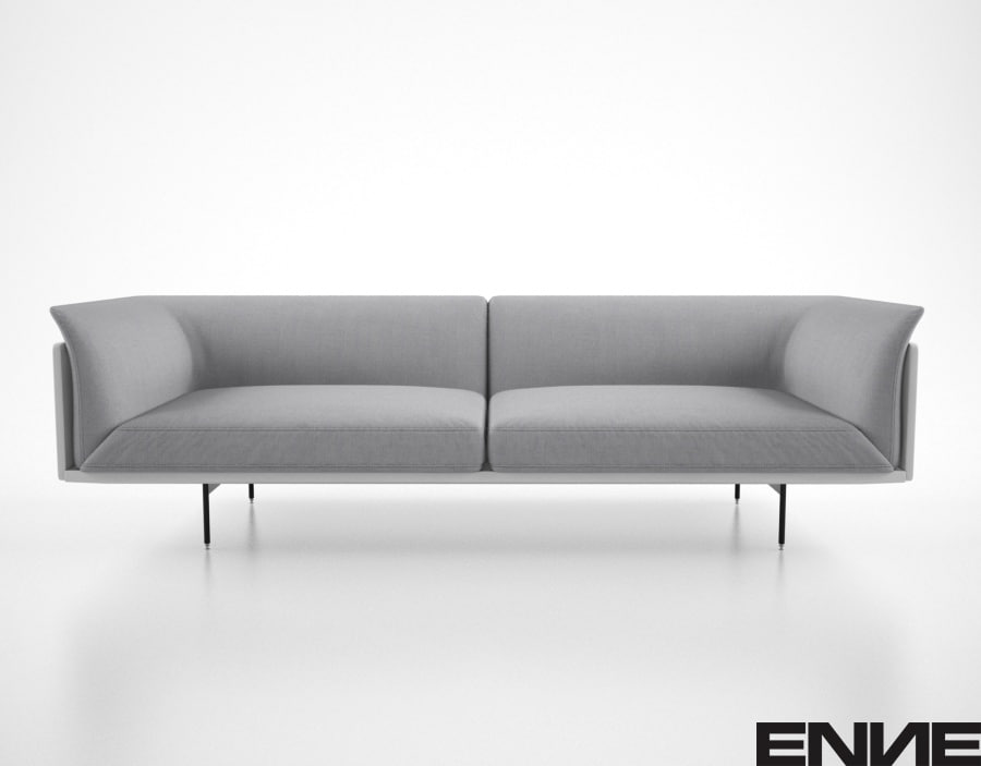 enne corio sofa 3d model