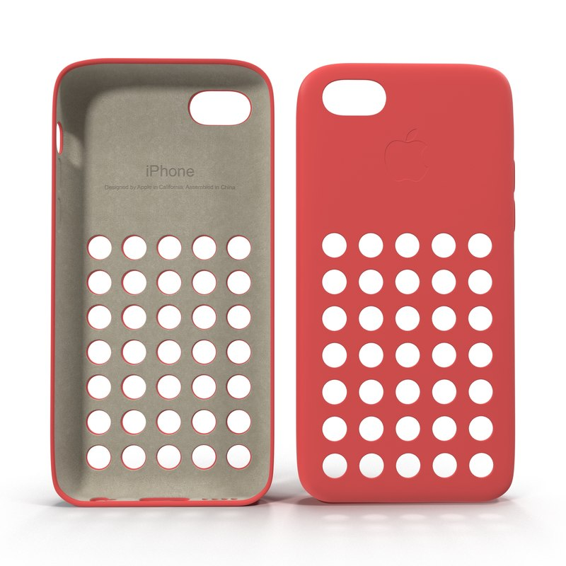 3d cases for iphone 5c iphone 5c 3d model 8574