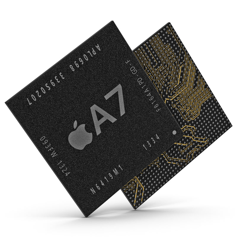 3d mobile chip ax series