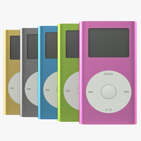 ipod mini set max