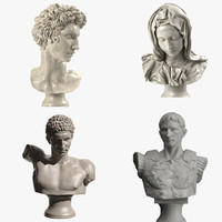 Sculpture Bust Collection