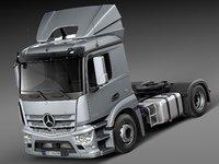 Mercedes Antos 2015 Semi Truck