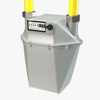 max gas meter