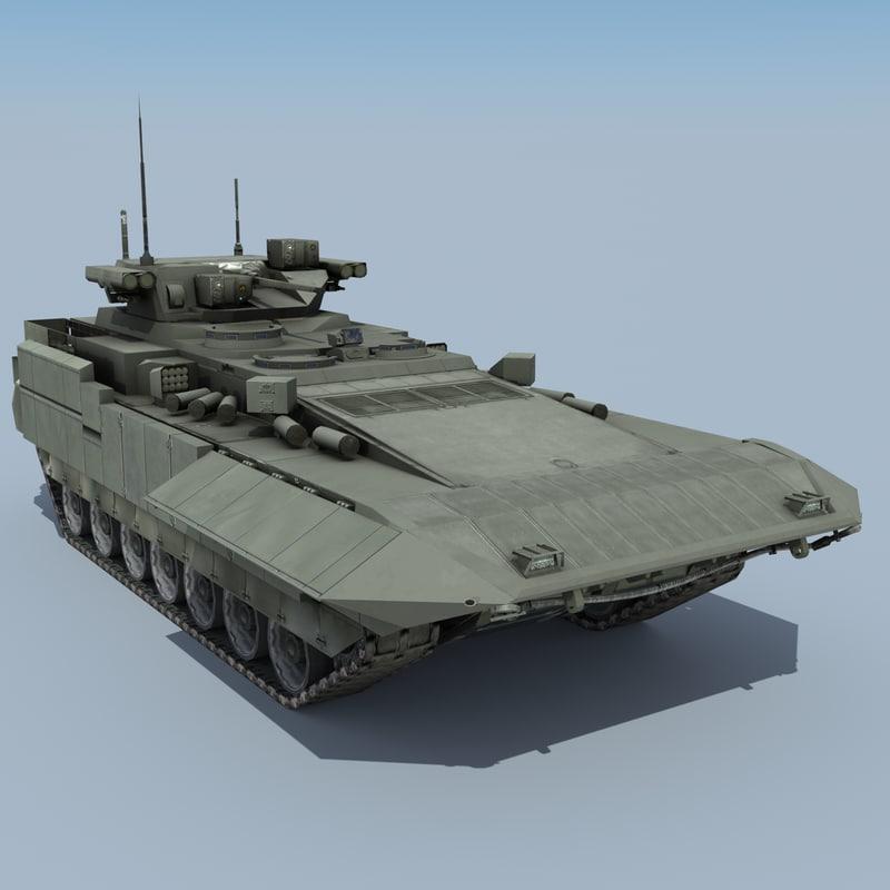 t-15 armata fighting vehicle max