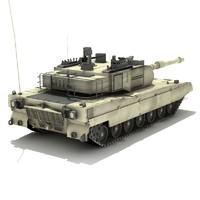 tank battle modern max