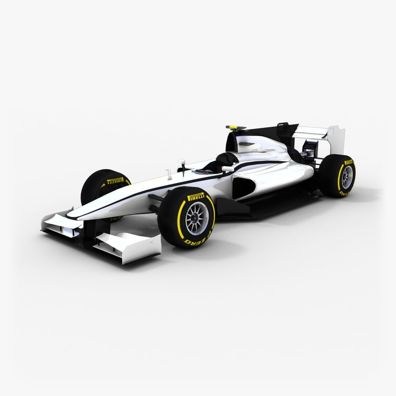 generic formula gp2 2015 3d 3ds