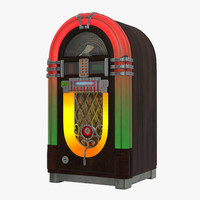 3d jukebox juke box