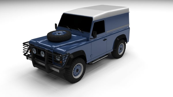 land rover defender 90 fbx