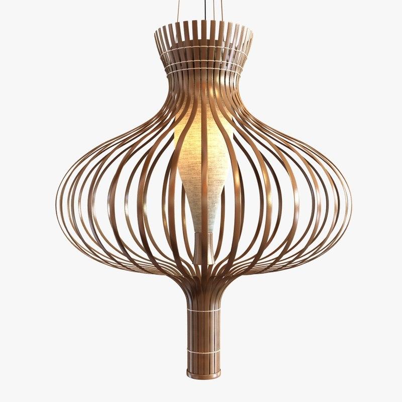 max lamp light bud hanging