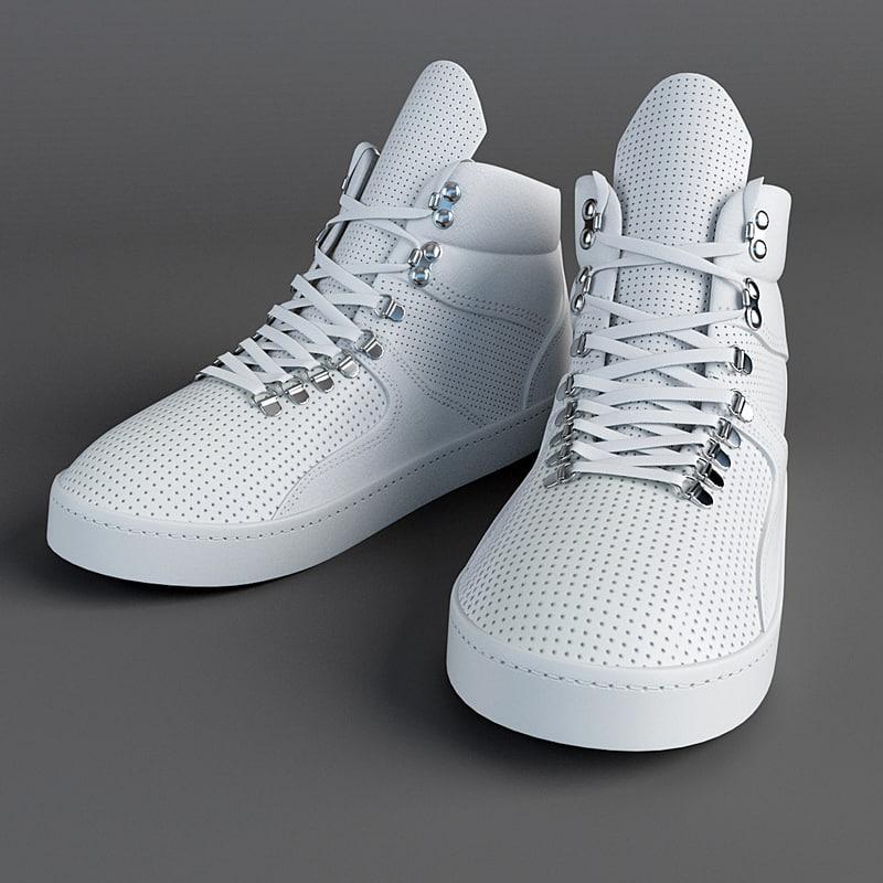 3d bronx shoes