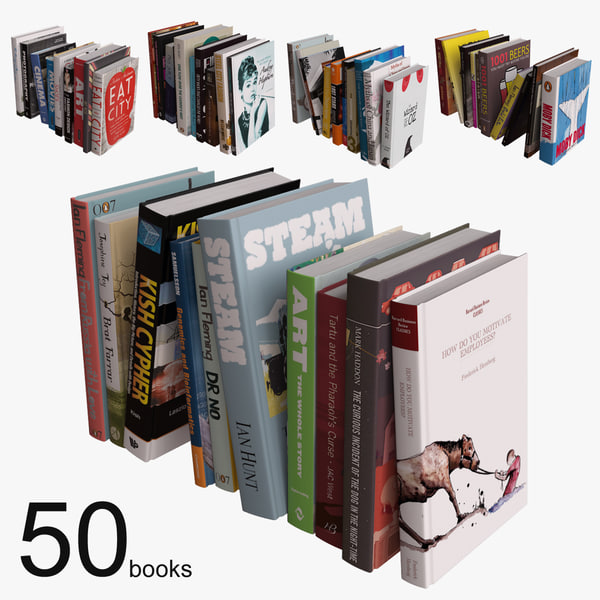 3ds max books set
