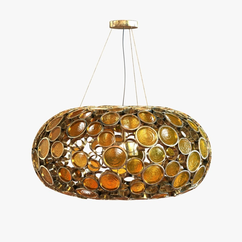 3dsmax lamp light varaluz fascination