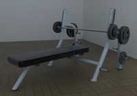 GYM Bench Press