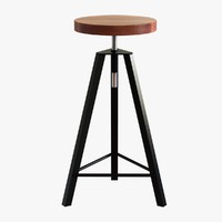 Aellon Byron spinner Stool