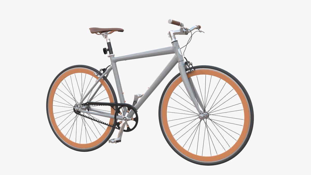 bicycle trek 3d max