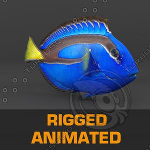 maya fish animation