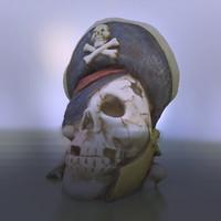 pirate skull max