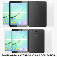 Samsung Galaxy Tab S2 9.7 & 8.0 Collection