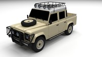 Land Rover Defender 110 Double Cab Pick Up