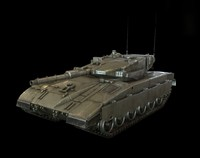 MK3 Tank
