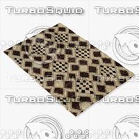 3d amara rug moroccan 9042