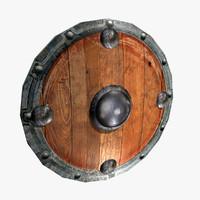 shield 3d 3ds