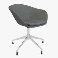 Arper Duna - 5 Ways Chair
