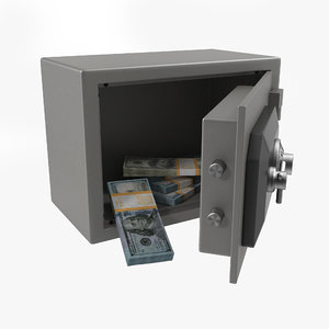 safe money 3d max