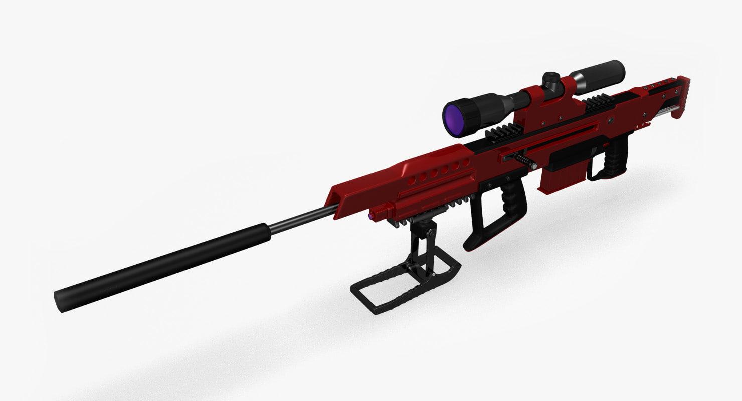 sniper rifle max