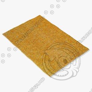 3ds amara rug flat weave
