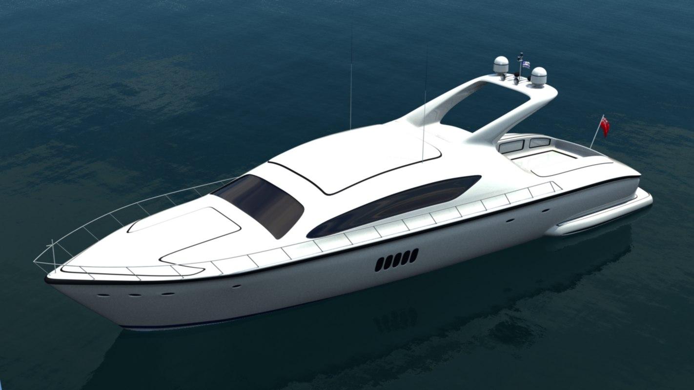 yacht ocean max