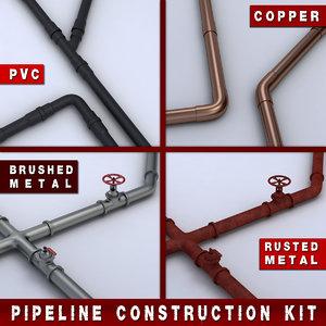 3d model kit pipeline