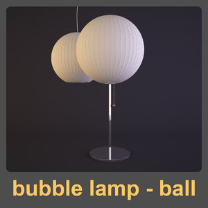 bubble lamp - ball max