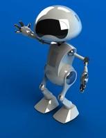 solidworks robot 3d model