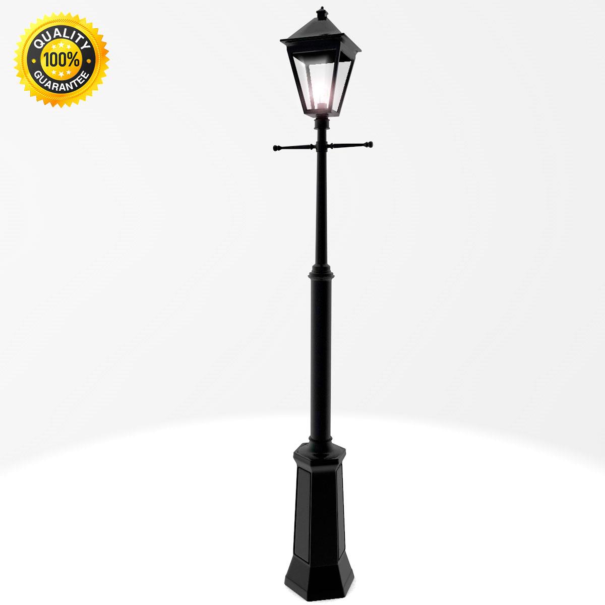 London Classic Post Street Lamp Light c3j5AqL4R