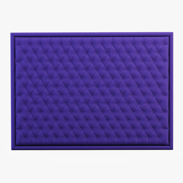 3d capitone wall panel