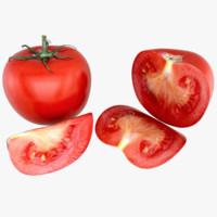 tomato 3d dxf
