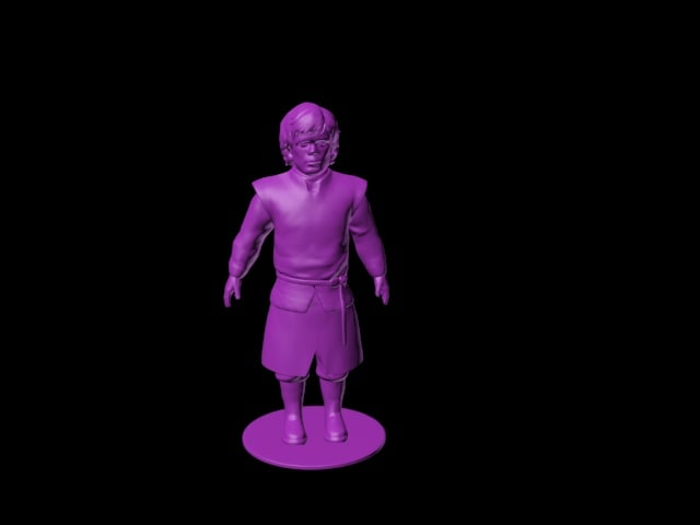 3ds max tyrion printing