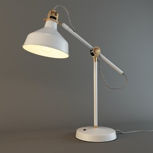 max ranarp work lamp off-white