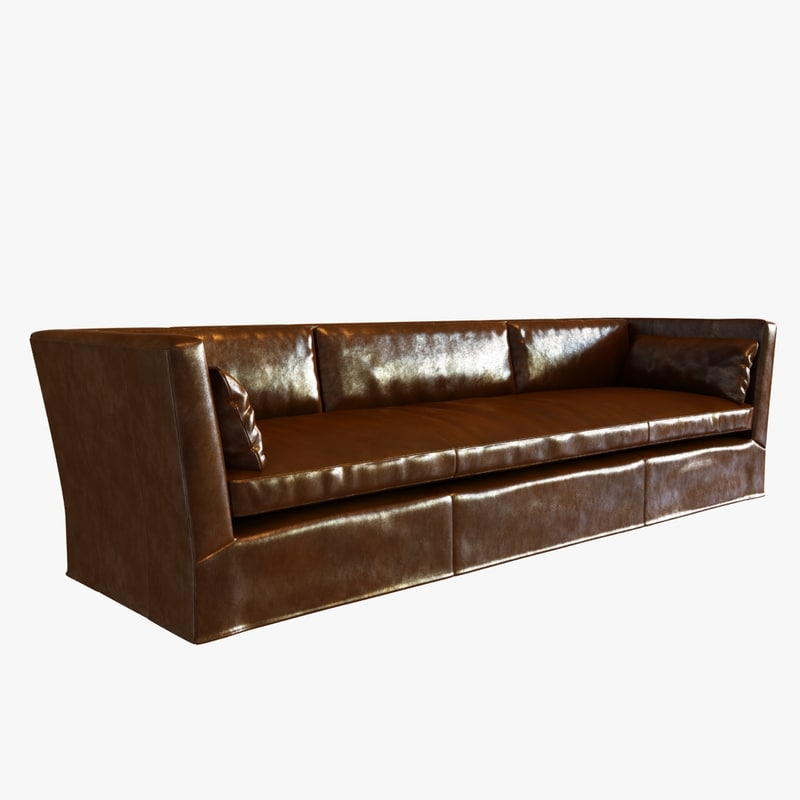 sofa belgian shelter arm 3d max
