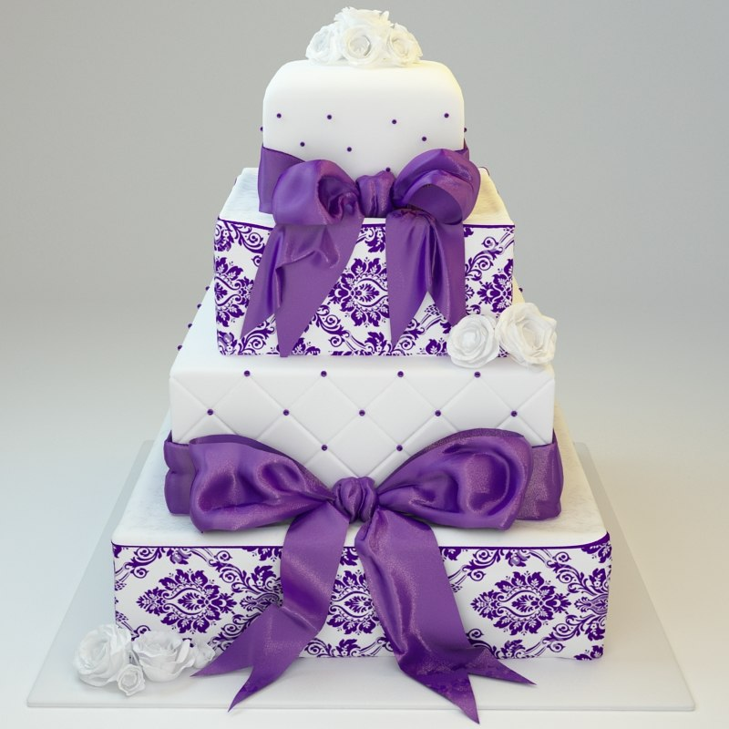 max wedding cake 12