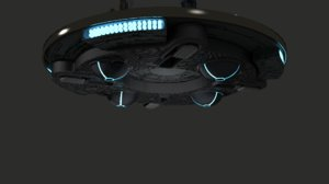 ufo obj free