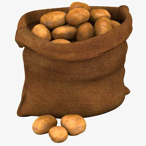 of sack potatoes