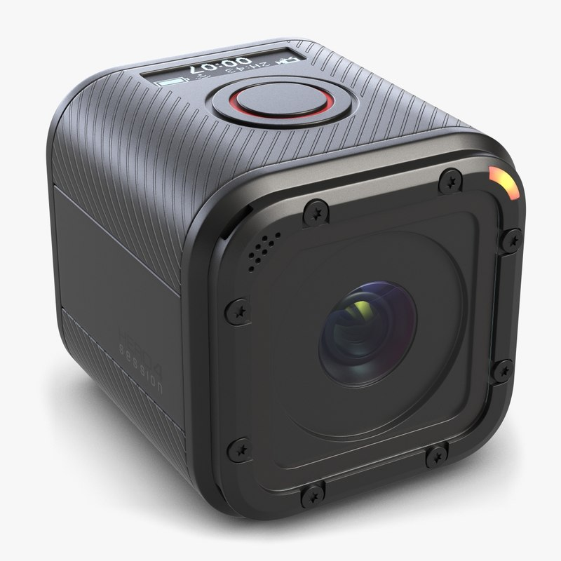 action camera gopro session 3ds