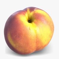 peach 3d 3ds