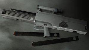3ds assault rifle g11